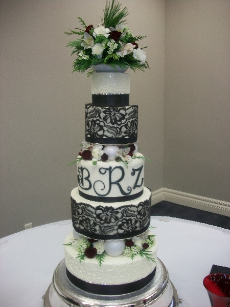 Wedding Cakes Wichita Wedding Cakes Birthday Cakes Wichita Kansas | W.O.W. Cakes The World of ...