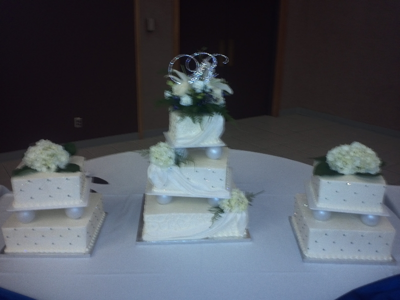Wedding Cakes Wichita Ks
